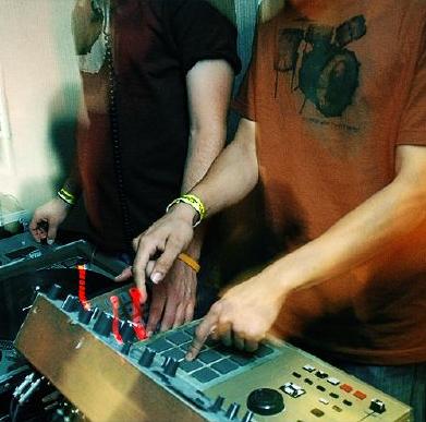DJ's Spinning